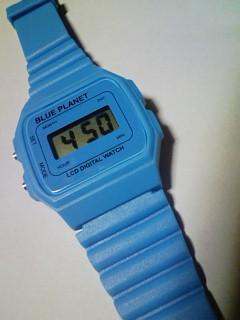 100均の時計
